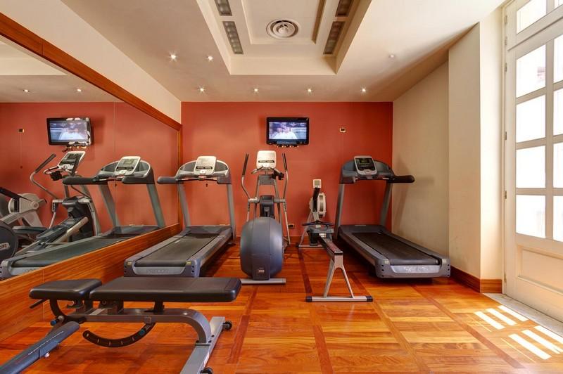 оборудование фитнес-залов