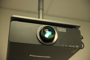 Мультимедиа проектор Panasonic
