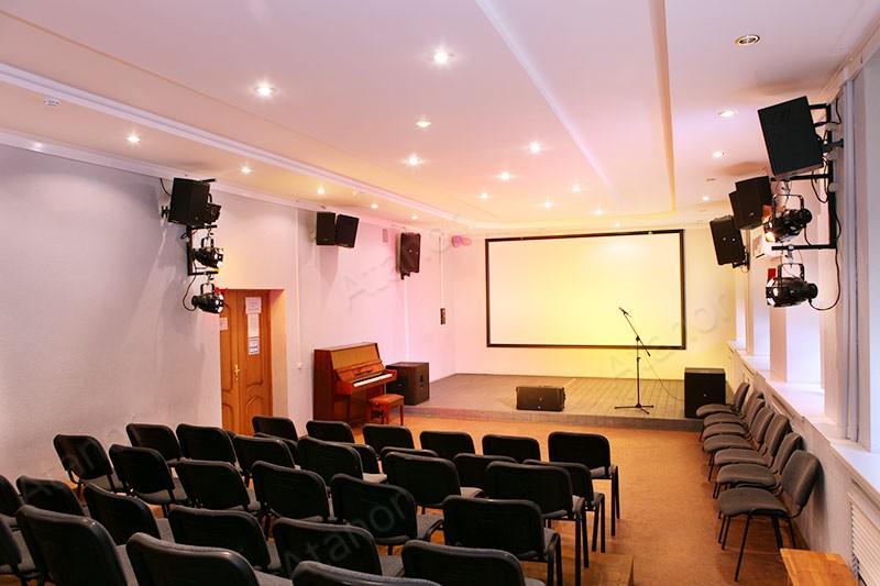 Многофункциональный зал Театрального колледжа №60
